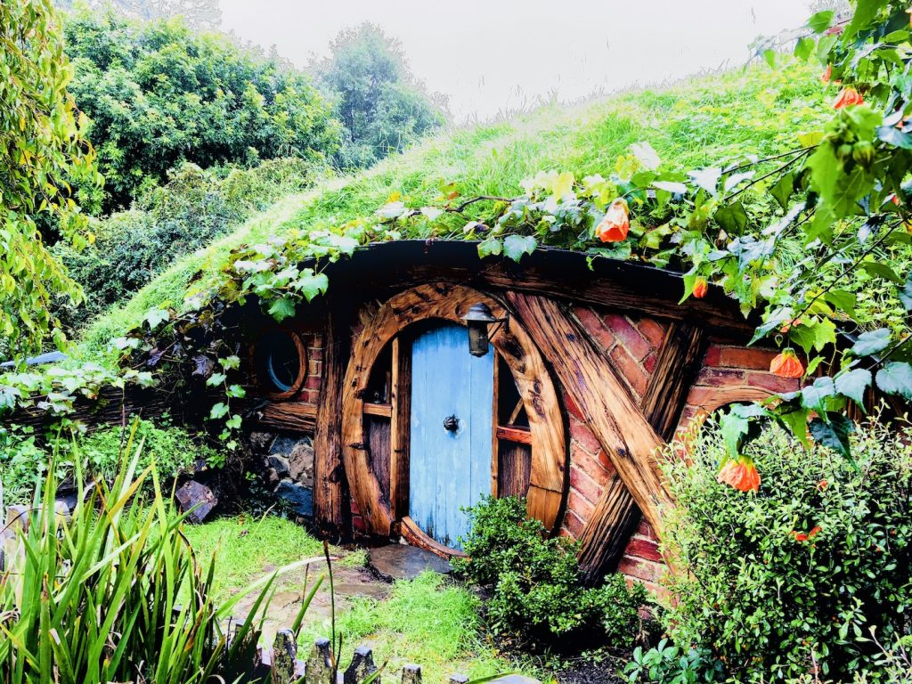 Hobbiton Movie Set, Neuseeland