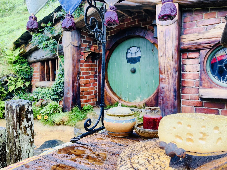 Hobbiton Movie Set, Neuseeland