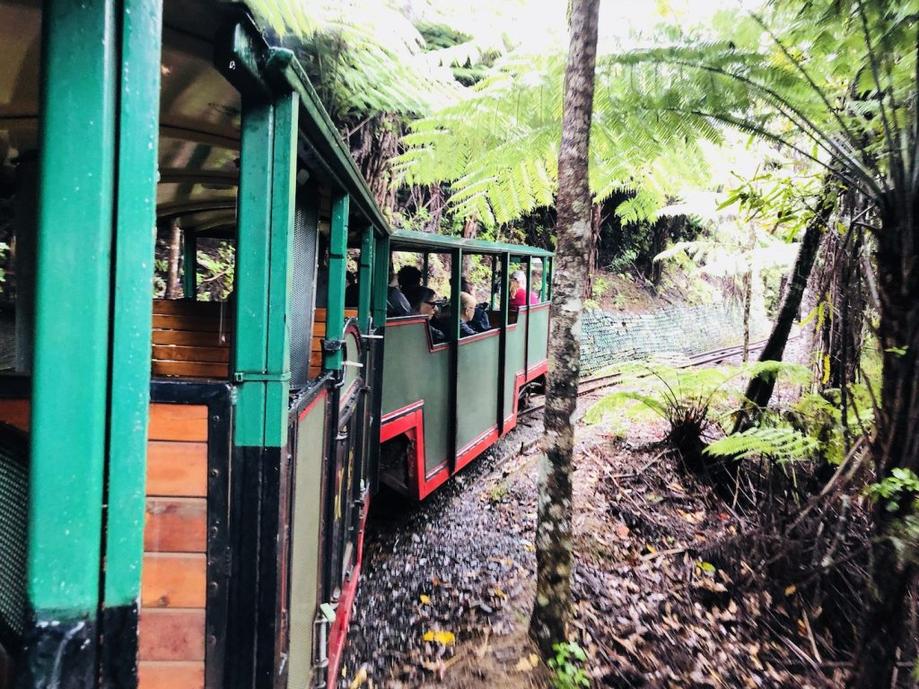 Driving Creek Railway, Coromandel, Neuseeland