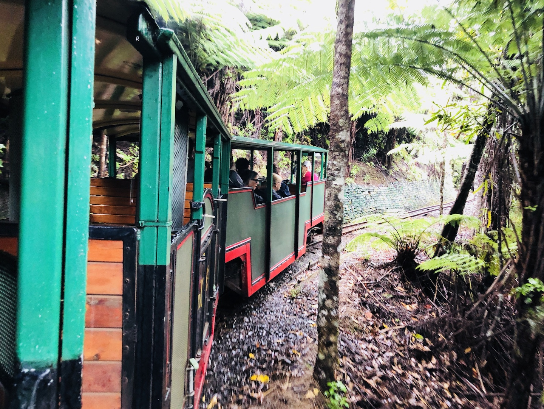 Driving Creek Railway, Coromandel, Neuseeland