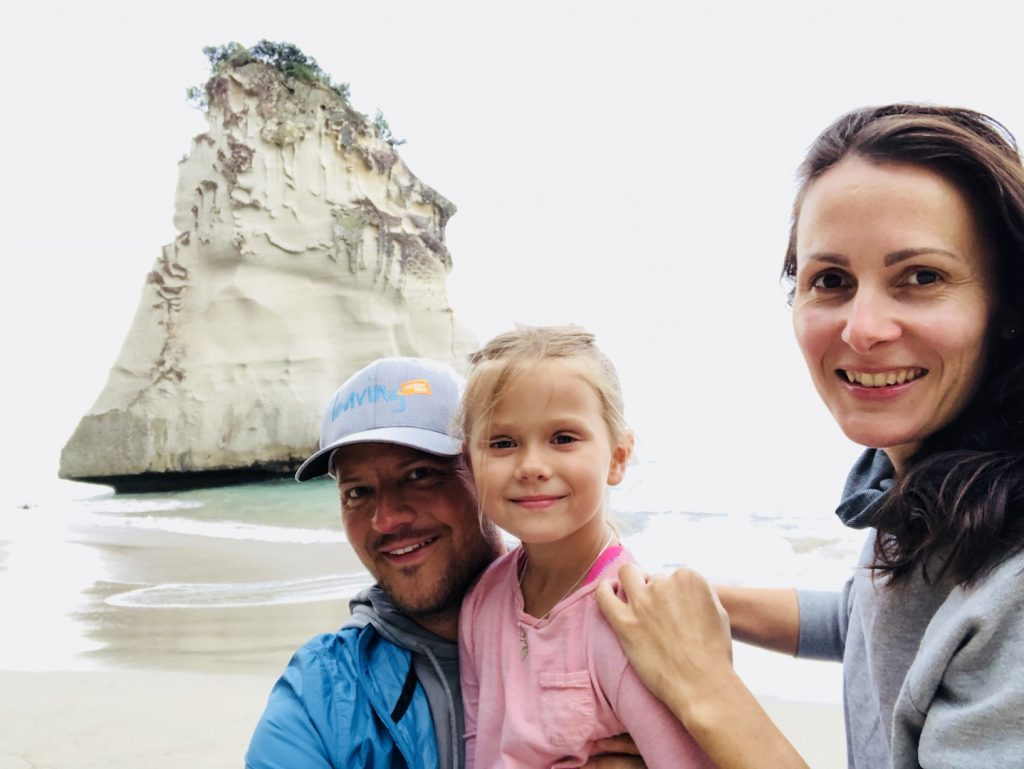 Auckland Tipps, Cathedral Cove