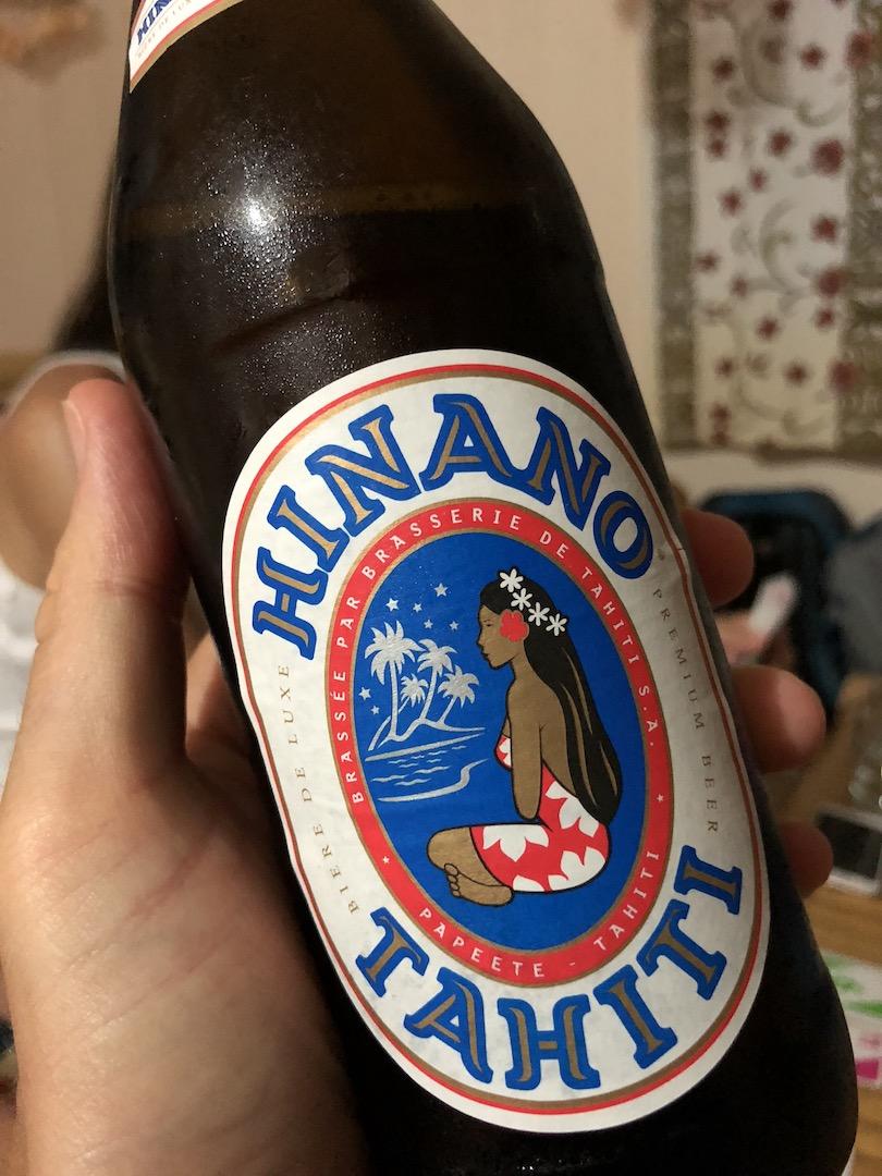 Bier aus Tahiti