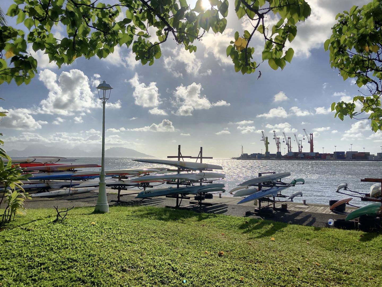 Hafengebiet, Papeete, Tahiti