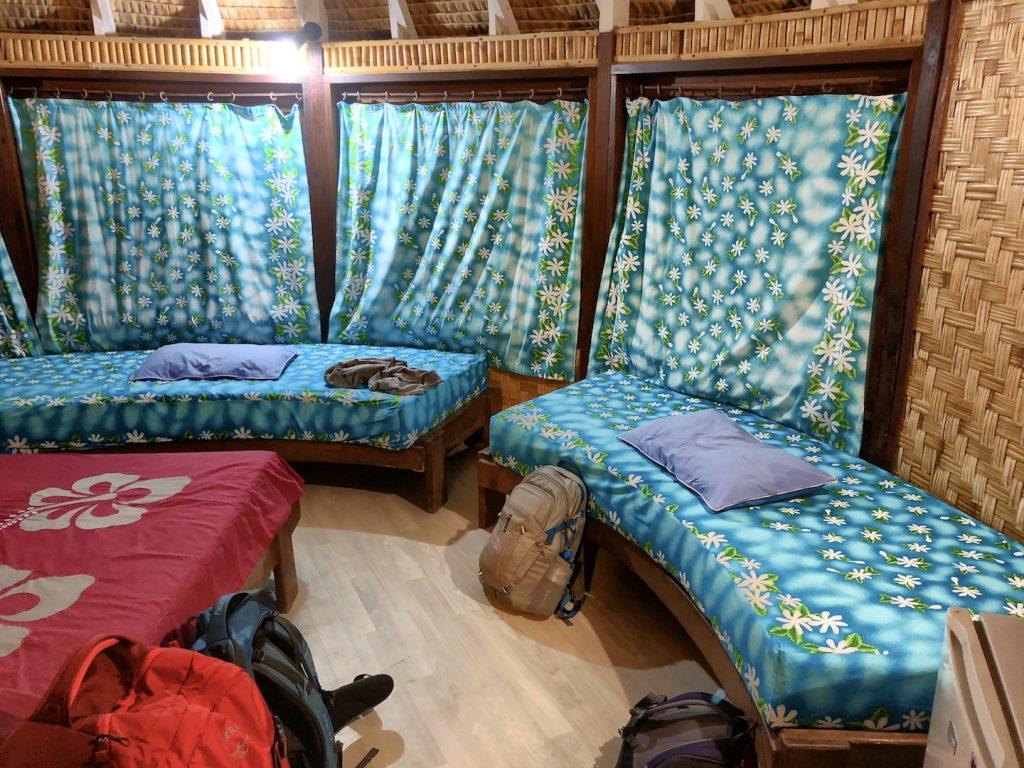Bungalow Chez Nono, Bora Bora, Französisch-Polynesien, Südsee