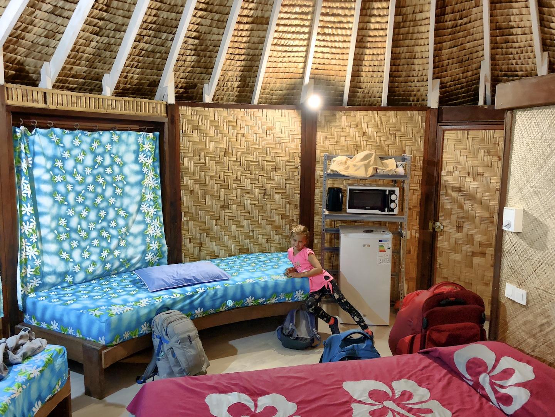 Bungalow Chez Nono, Bora Bora, French Polynesia, Südsee