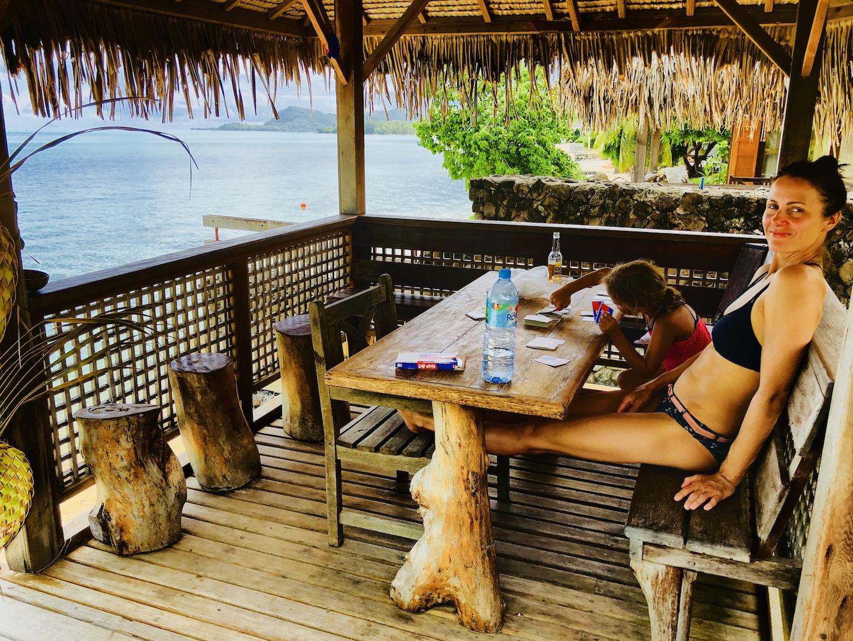 Lieblingsplatz auf Bora Bora, Chez Nono