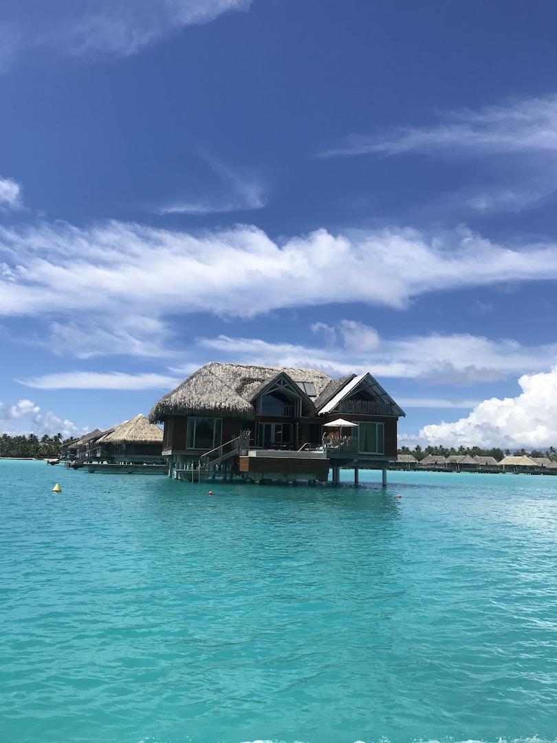 Open Water Bungalow, Bora Bora