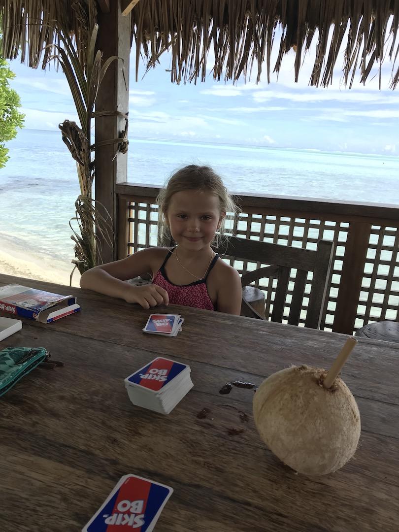 Lieblingsplatz auf Bora Bora
