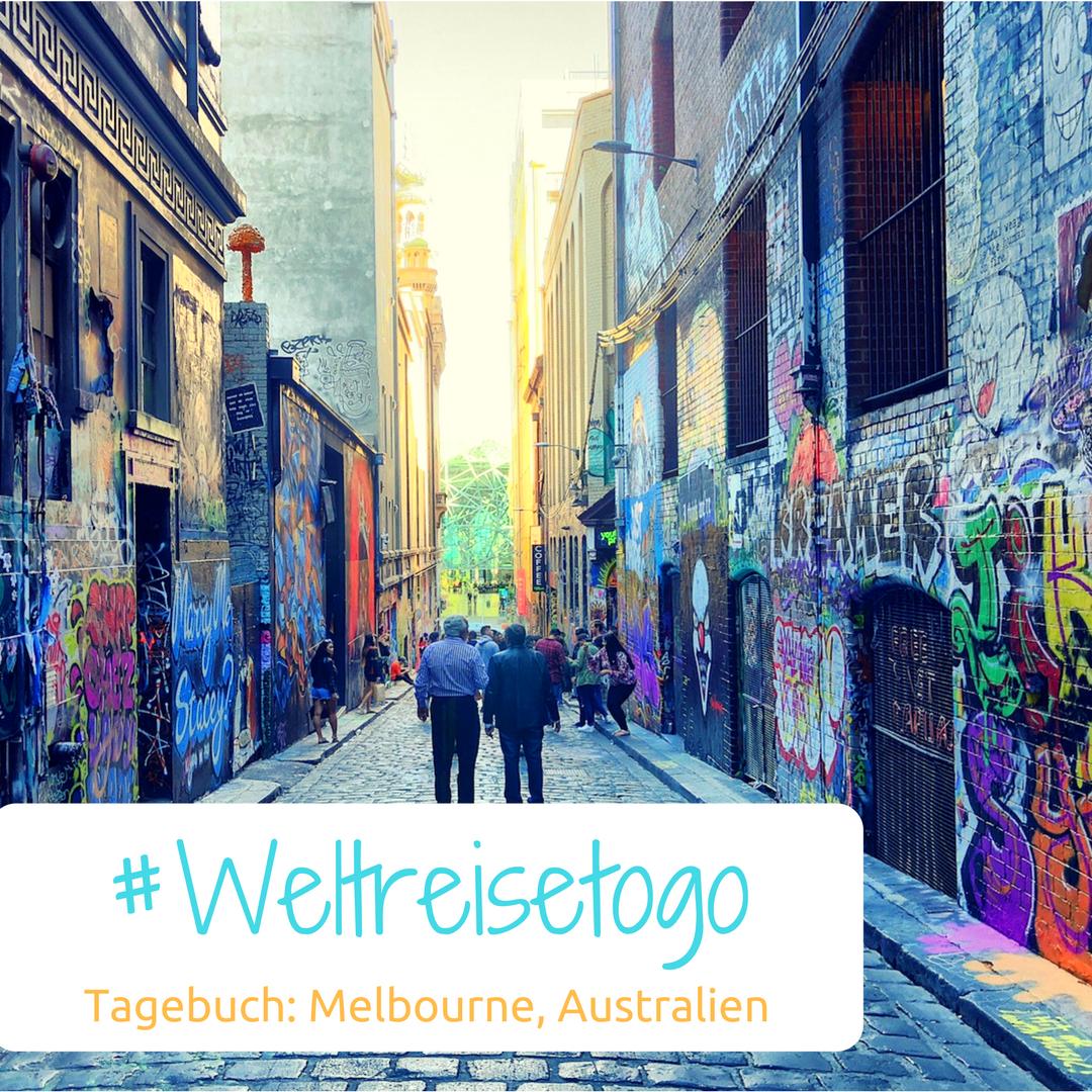 Weltreisetagebuch Melbourne