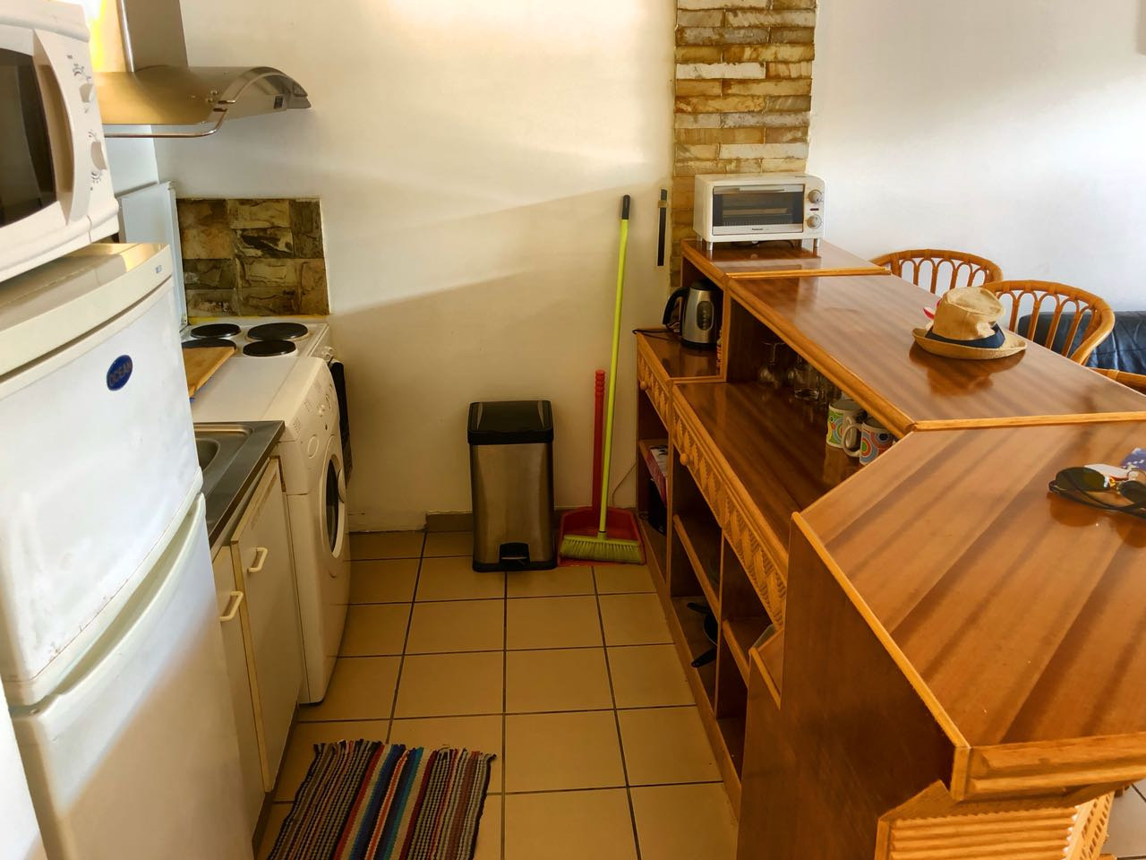 Zimmer im Apartmenthaus Fare Arearea Sweet Studio, Papeete, Tahiti