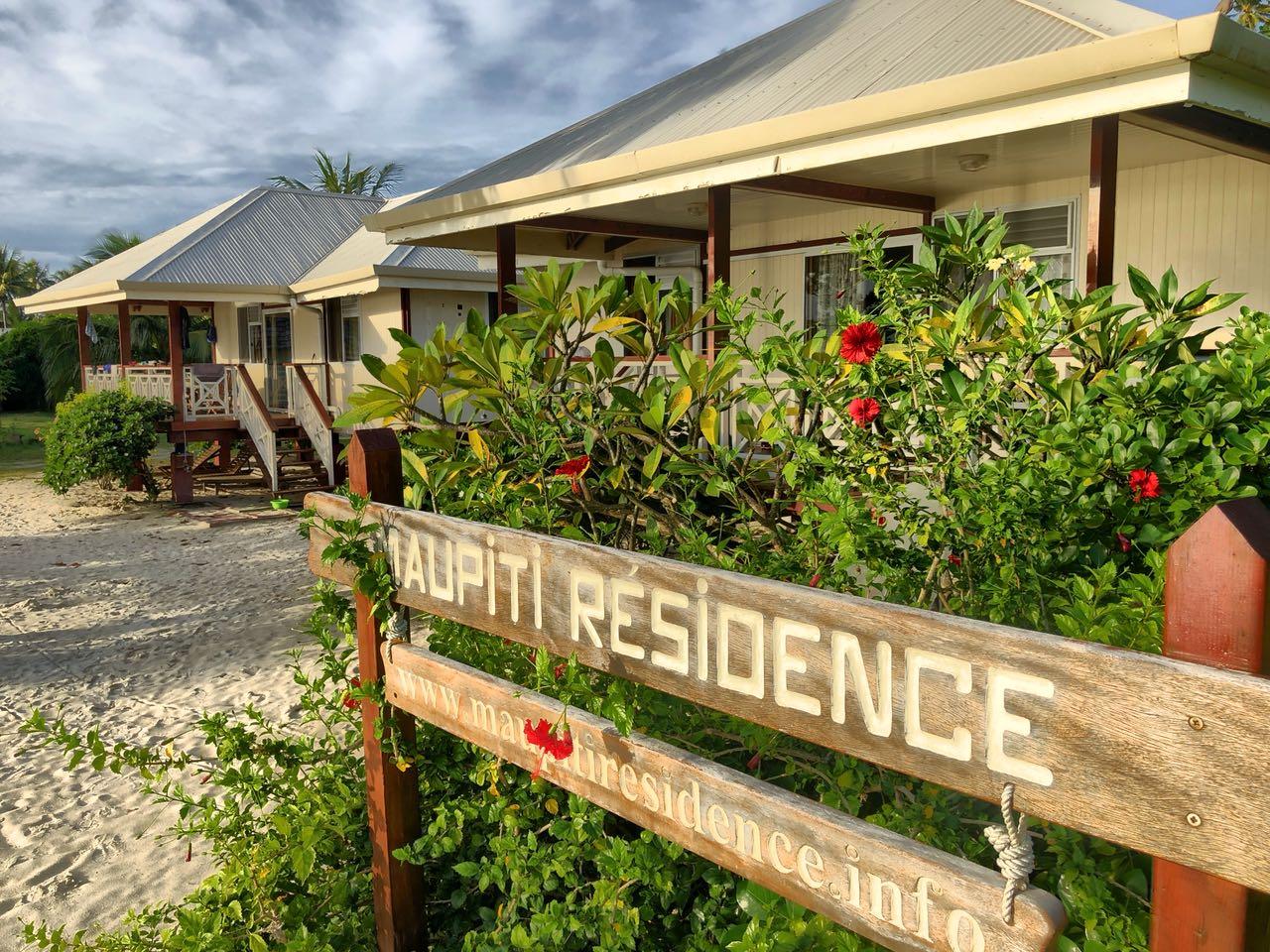 Maupiti Residence, Maupiti, Französisch Polynesien