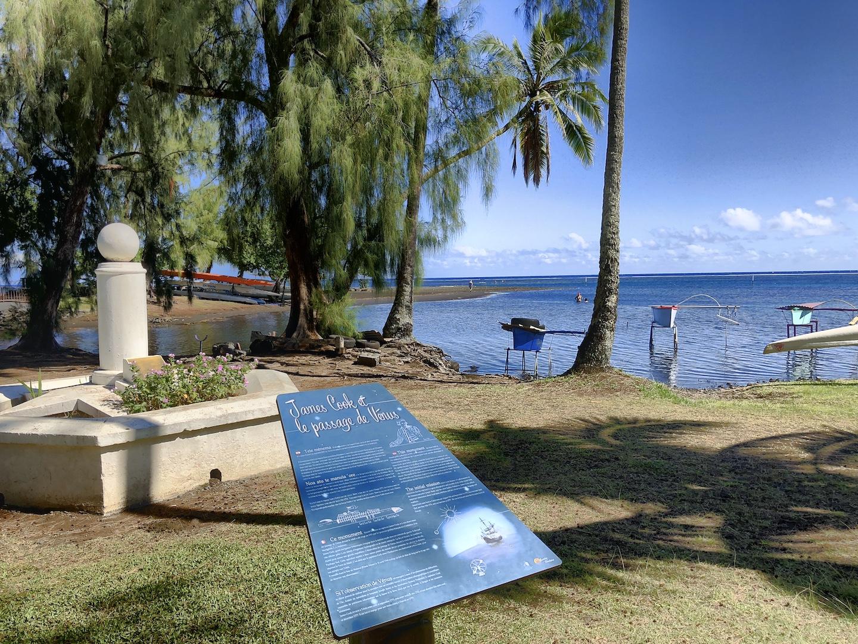 Pointe Vénus, Tahiti