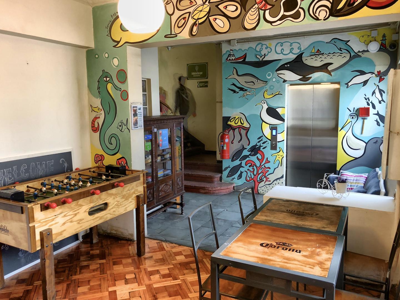 Hostel Providencia, Santiago de Chile