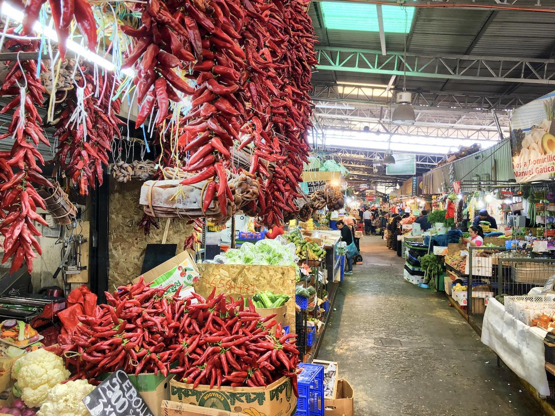 Vega Central Markt, Santiago de Chile