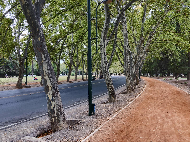 Parque San Martín, Mendoza, Argentinien