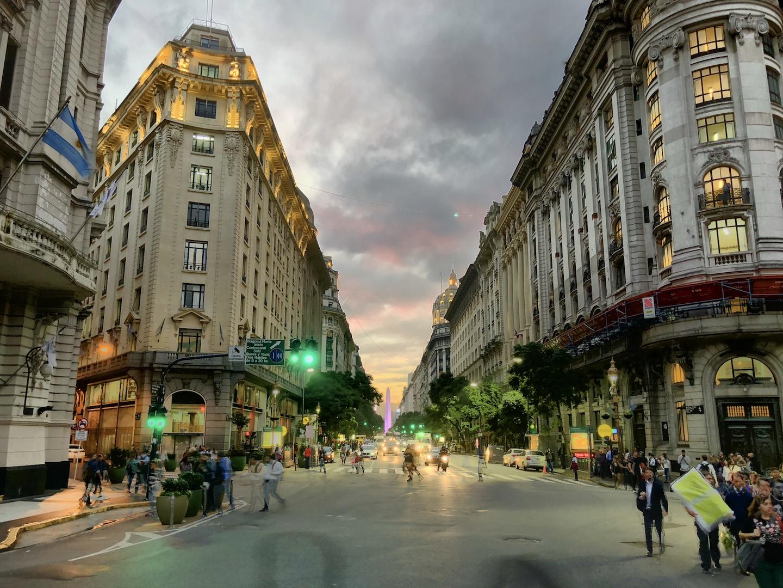 Buenos Aires, Zentrum