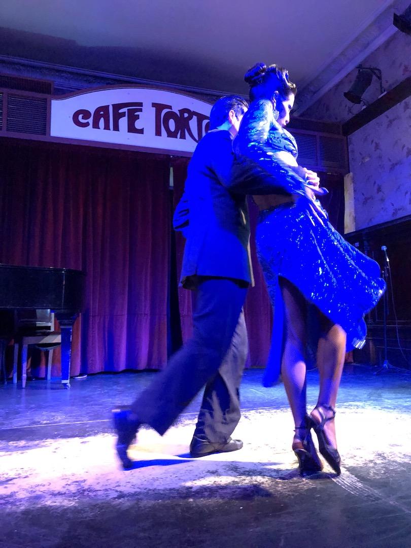 Tangoshow, Buenos Aires