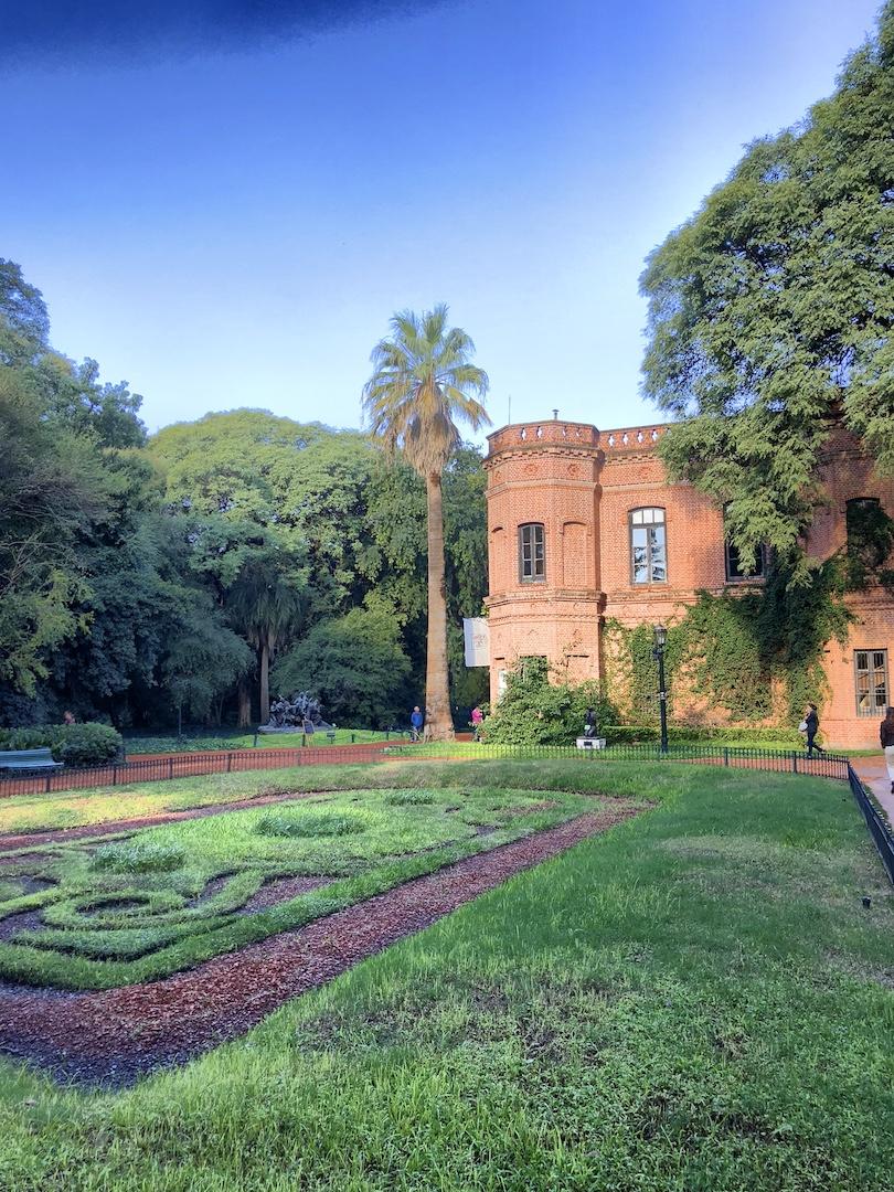 Im Botanischen Garten, Buenos Aires