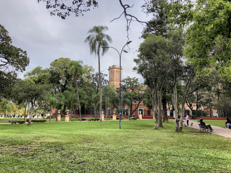 Parque Lezama, Buenos Aires