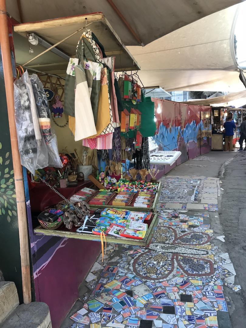 Artesania Market, Santiago de Chile