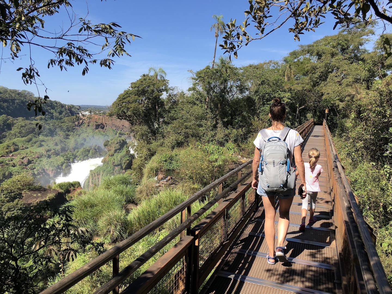 Iguazu Wasserfälle, Argentinien