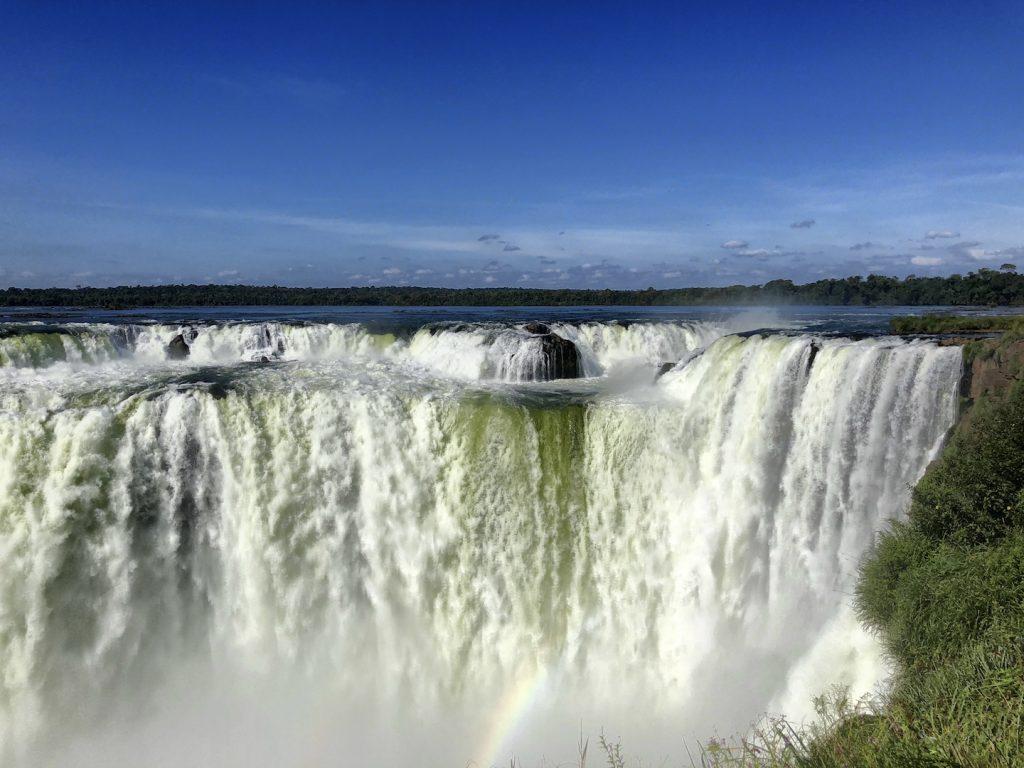 Iguazu Wasserfälle, Garganta Diablo, Argentinien