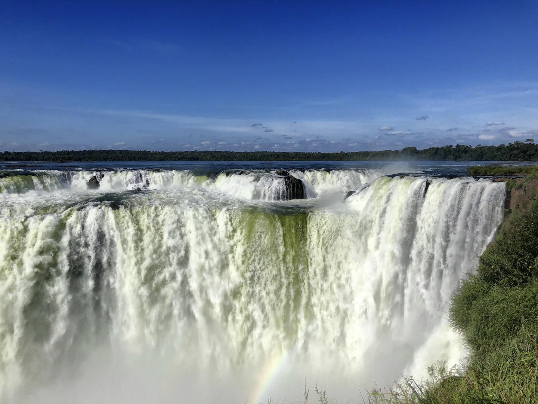 Iguazu Wasserfälle, Gargante Diablo, Argentinien