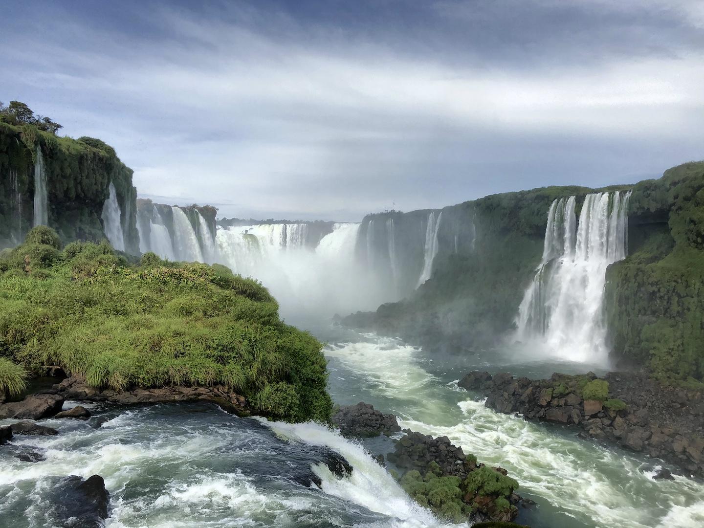 Iguazù Wasserfälle, brasilianische Seite