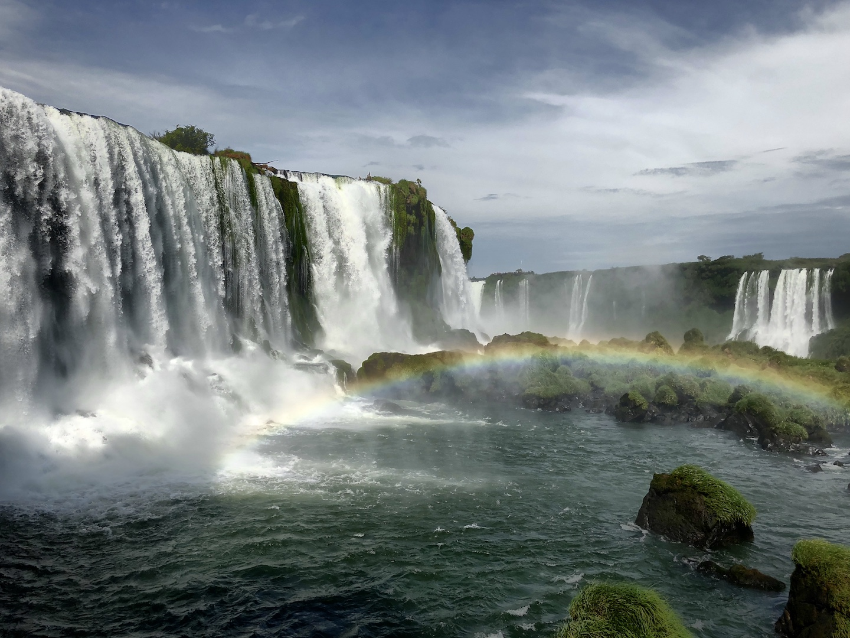 Iguacu Wasserfälle, brasilianische Seite
