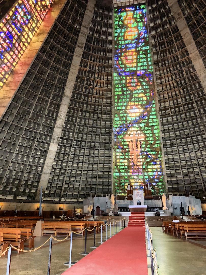 Cathedral Saint Sebastian, Rio de Janeiro