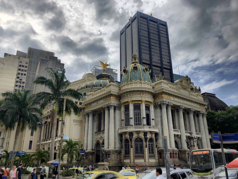 Rio de Janeiro, Innenstadt