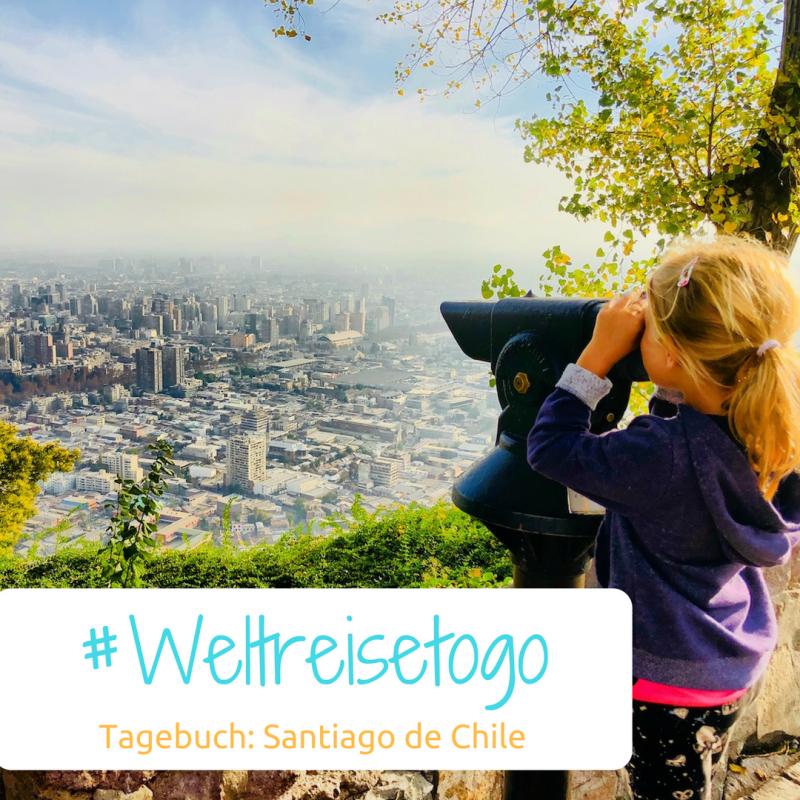 Weltreisetagebuch zu Santiago de Chile