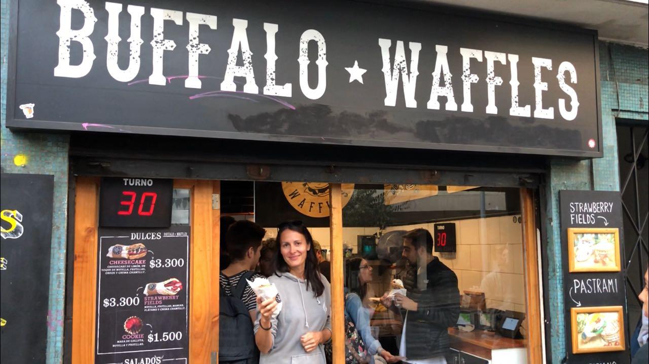Buffalo Waffles, Santiago de Chile