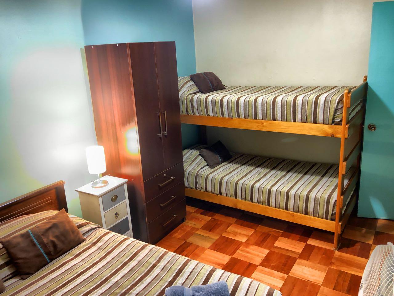 Zimmer im Hostal Providencia, Santiago de Chile