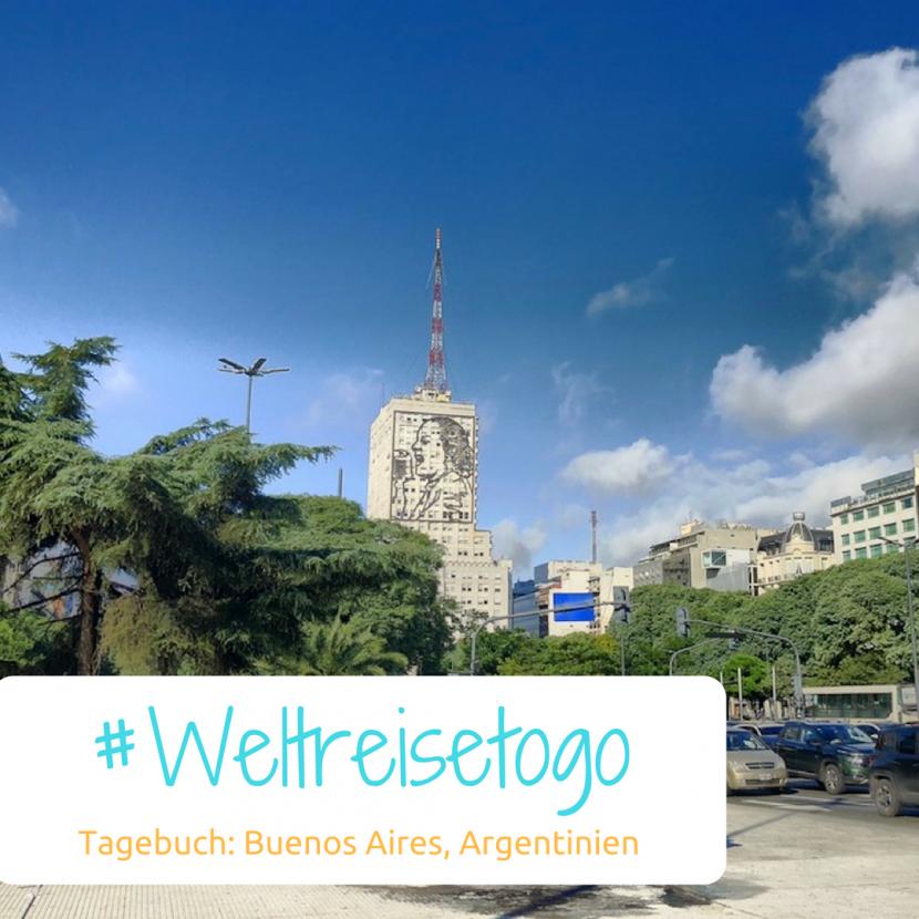 Weltreise to go - Buenos Aires, Argentinien