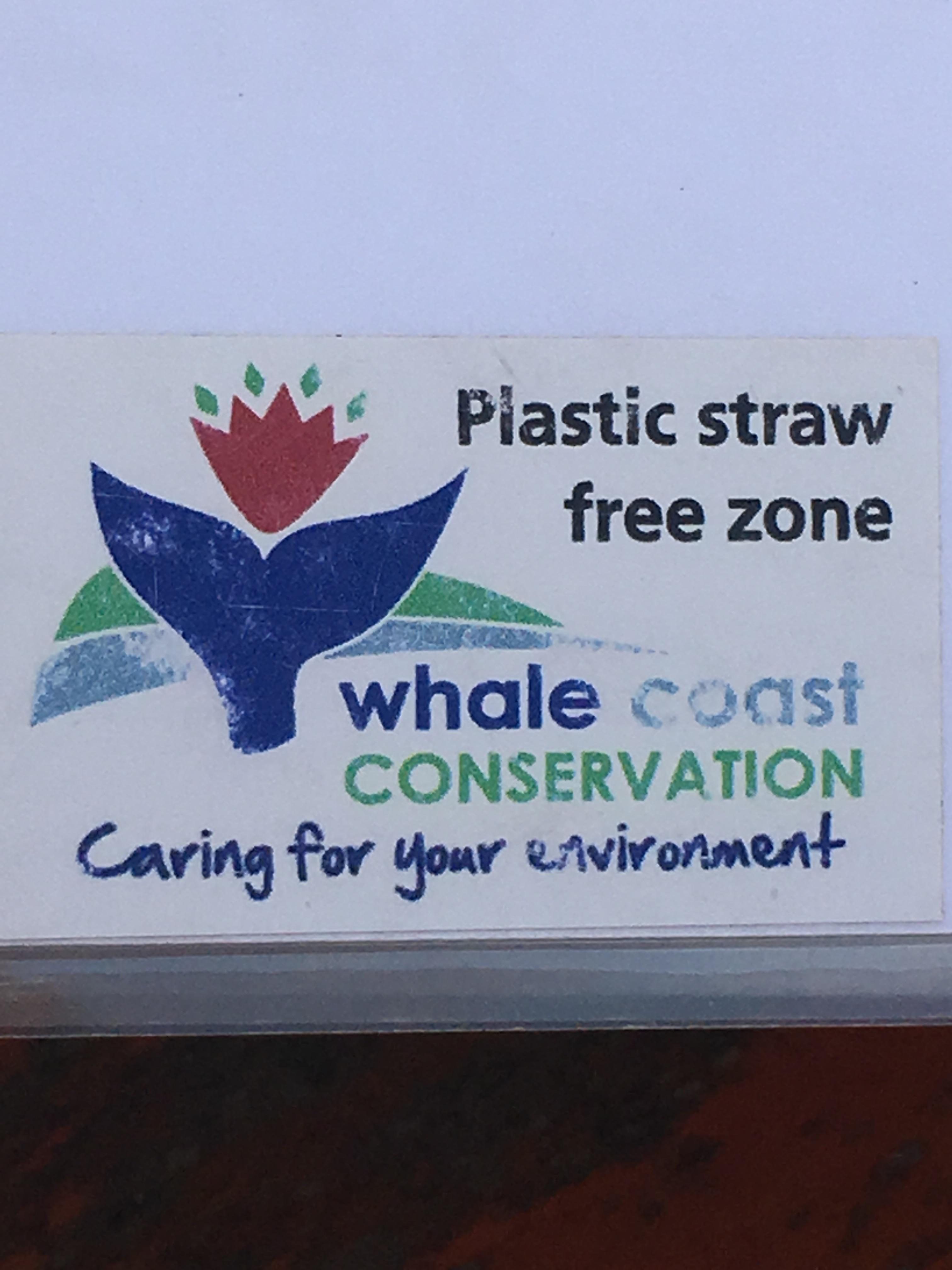 Plastikvermeidung in Südafrika