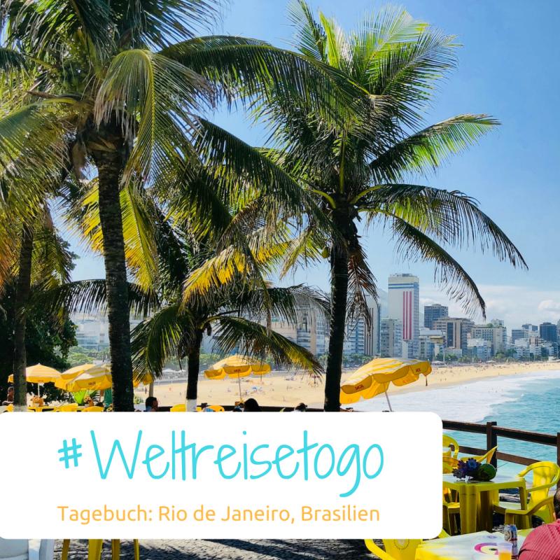 Weltreise to go, Rio de Janeiro
