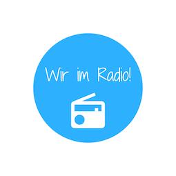 Hinweis auf Radiointerviews