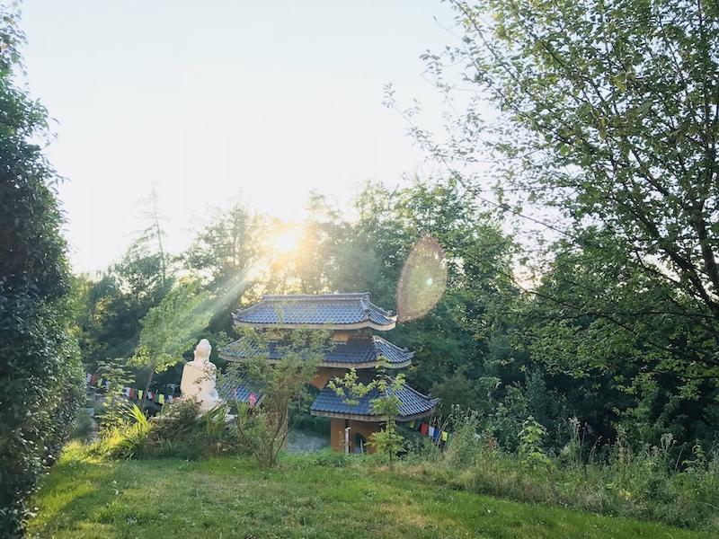 Klosteraufenthalt