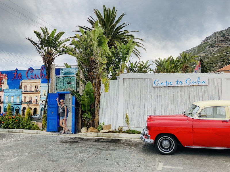 Cape to Cuba Bar in Kalk Bay