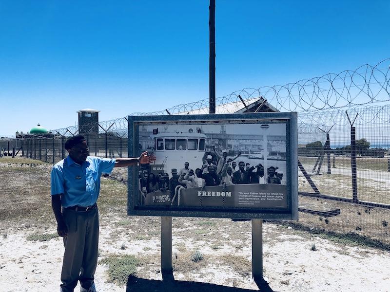 Kapstadt Tipps, Robben Island