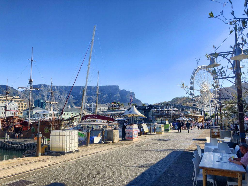 Kapstadt Tipps, Waterfront