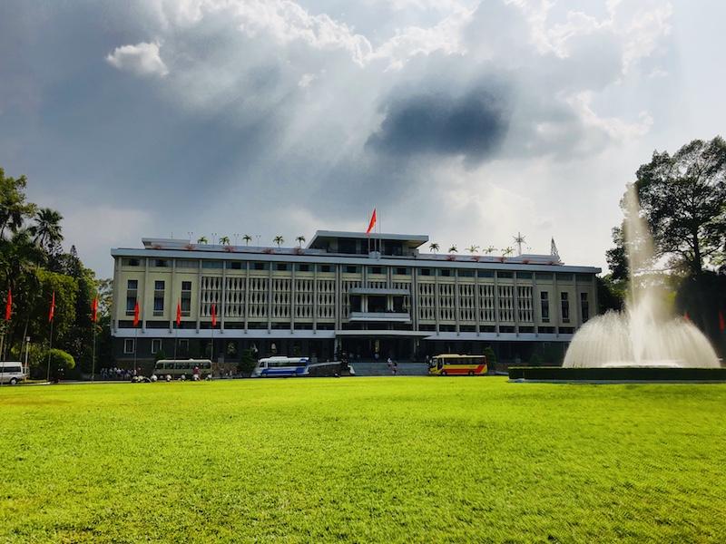 Wiedervereinigungspalast, Ho Chi Minh Stadt