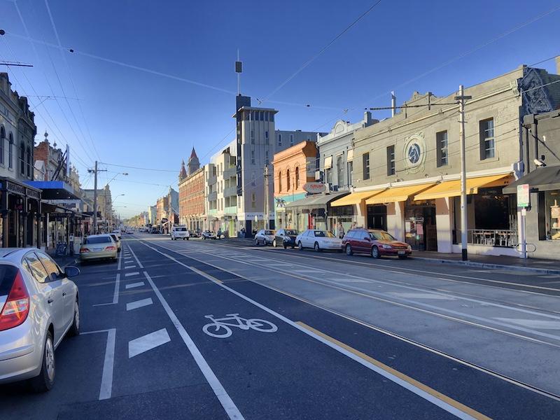 Fitzroy, Brunswick Street Melbourne Tipps