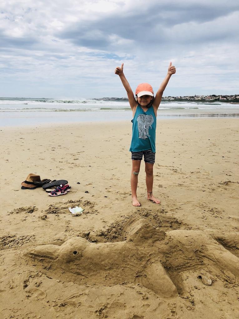Sandbilder bauen
