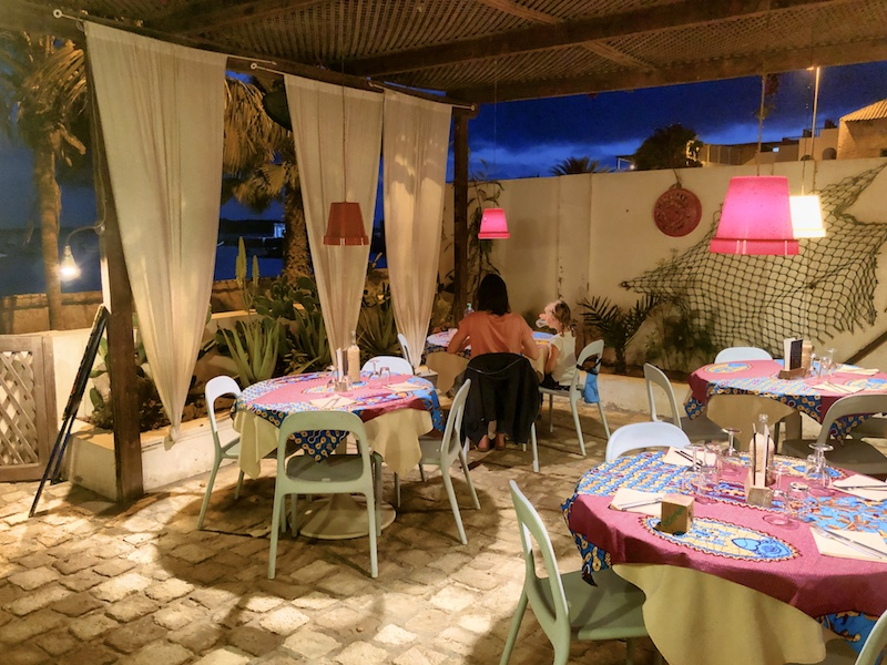 Beramar Restaurant, Sal Rei
