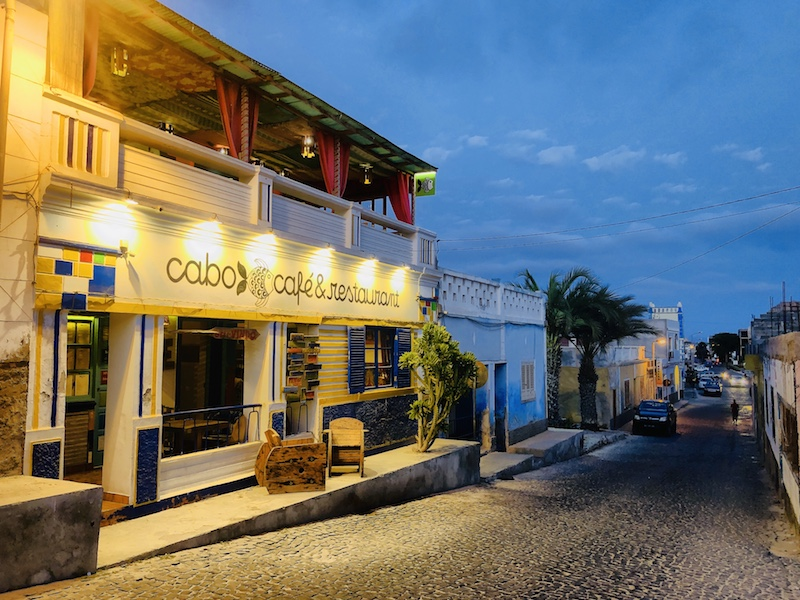 Cabo Café, Sal Rei