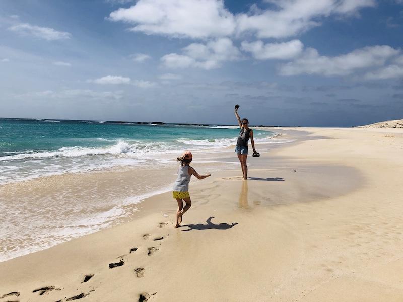 Praia de Cruz auf Boa Vista