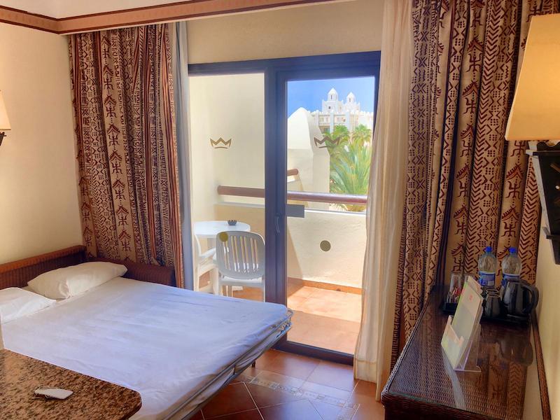 Zimmer im RIU Karamboa