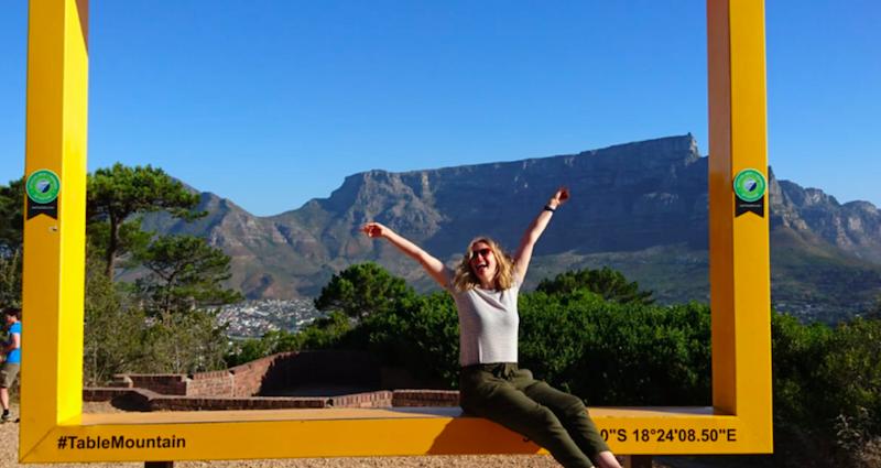Südafrika, Kapstadt, Weltreise Alleinreisende